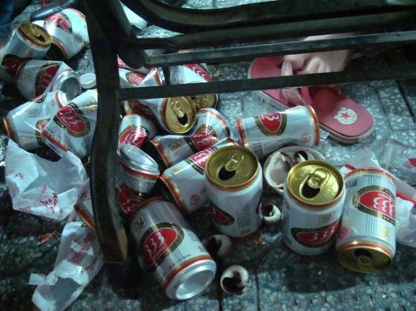 Vietnam drinking