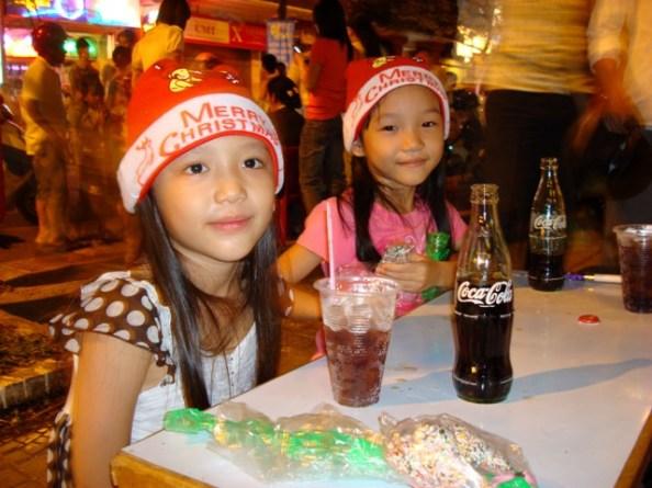 Vietnamese Santa