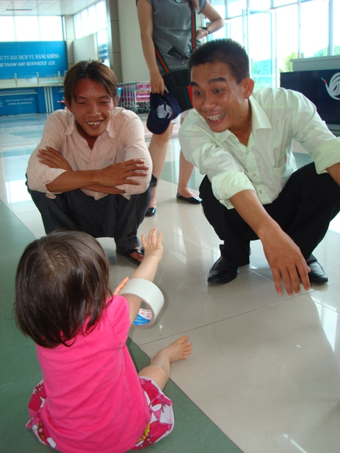 Con Dao Island airport